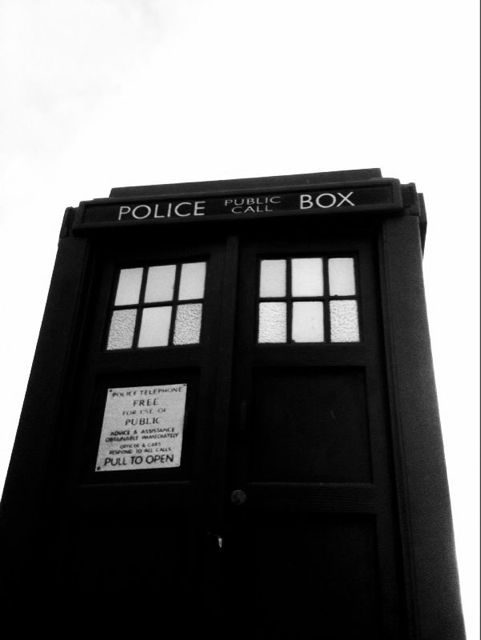 My very own Tardis
