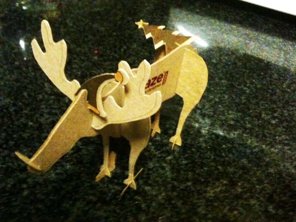 December14th 1024x768 A free reindeer from graze.com