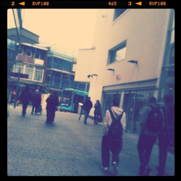 January25th Wondering around Exeter