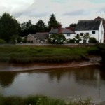 View From Bridge Inn, Topsham