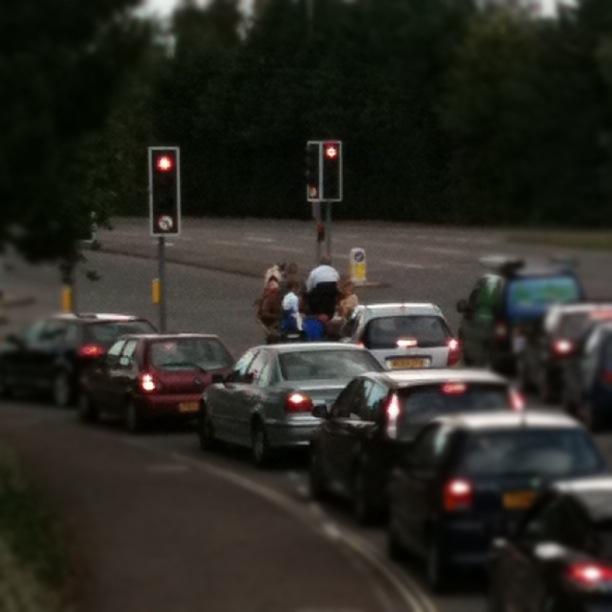 July1st Random Friday Night Traffic