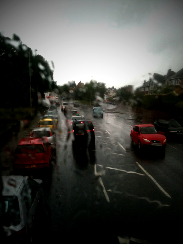 July6th Wet Journey Home?